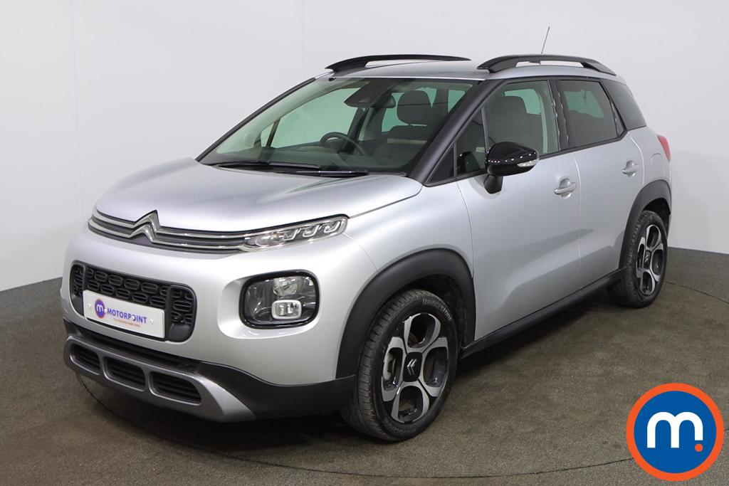 Citroen C3 Aircross 1.2 PureTech 110 Flair 5dr [6 speed] - Stock Number 1168205 Passenger side front corner