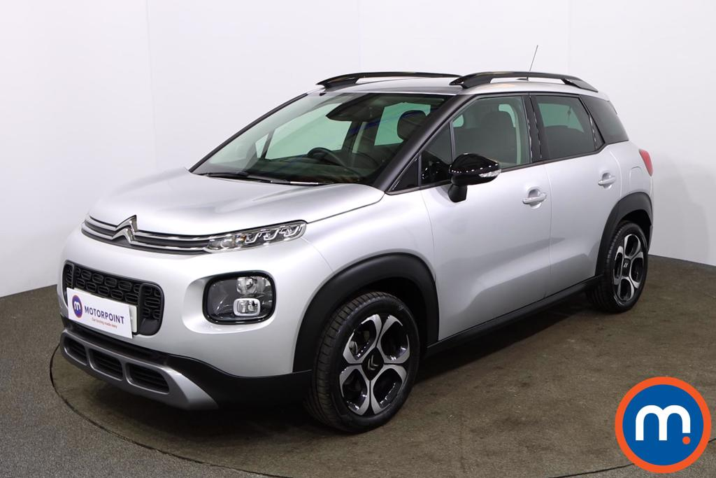 Citroen C3 Aircross 1.2 PureTech 110 Flair 5dr [6 speed] - Stock Number 1168210 Passenger side front corner