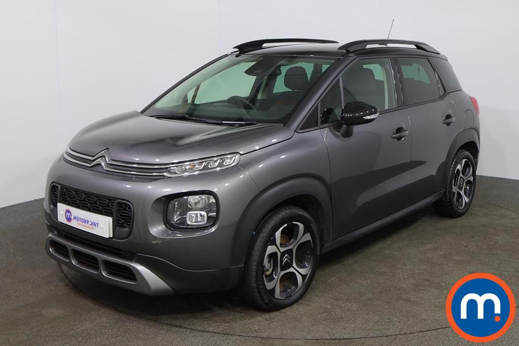 Citroen C3 Aircross 1.2 PureTech 110 Flair 5dr [6 speed] - Stock Number 1168233 Passenger side front corner