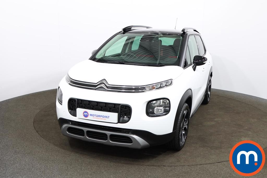 Citroen C3 Aircross 1.2 PureTech 110 Flair 5dr [6 speed] - Stock Number 1168234 Passenger side front corner