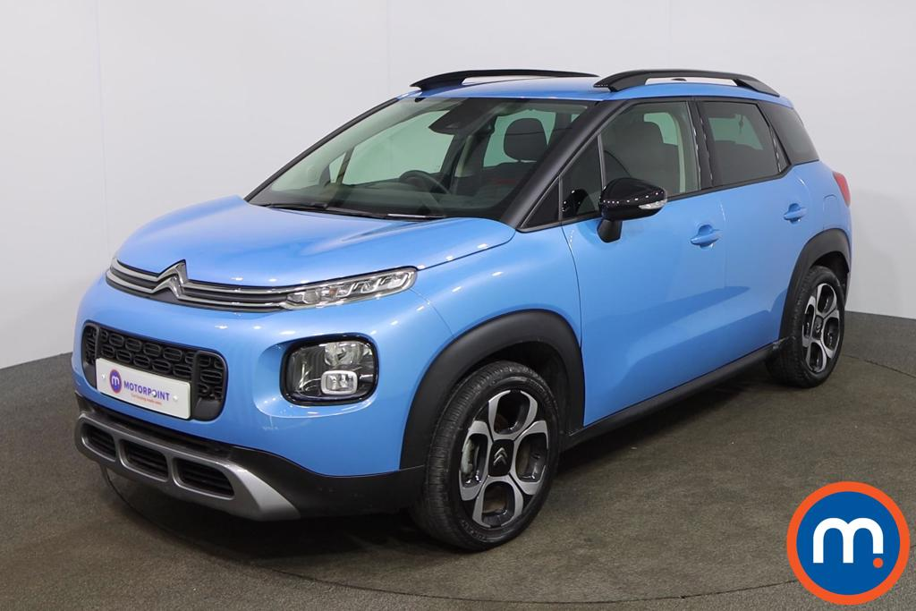 Citroen C3 Aircross 1.2 PureTech 110 Flair 5dr [6 speed] - Stock Number 1168248 Passenger side front corner