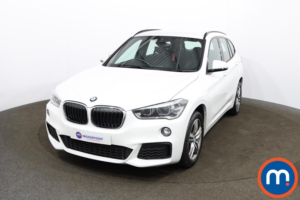 BMW X1 xDrive 20d M Sport 5dr Step Auto - Stock Number 1168598 Passenger side front corner