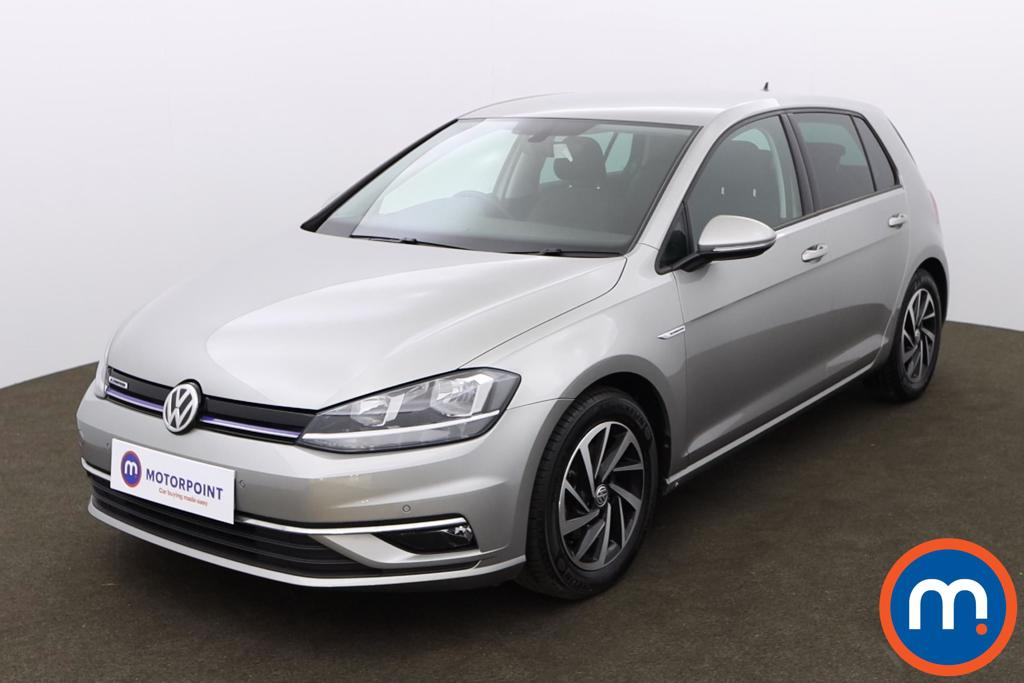 Volkswagen Golf 1.5 TSI EVO Match 5dr - Stock Number 1166053 Passenger side front corner