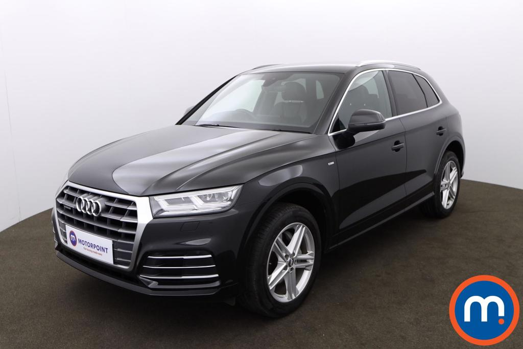 Audi Q5 2.0 TDI Quattro S Line 5dr S Tronic - Stock Number 1166921 Passenger side front corner