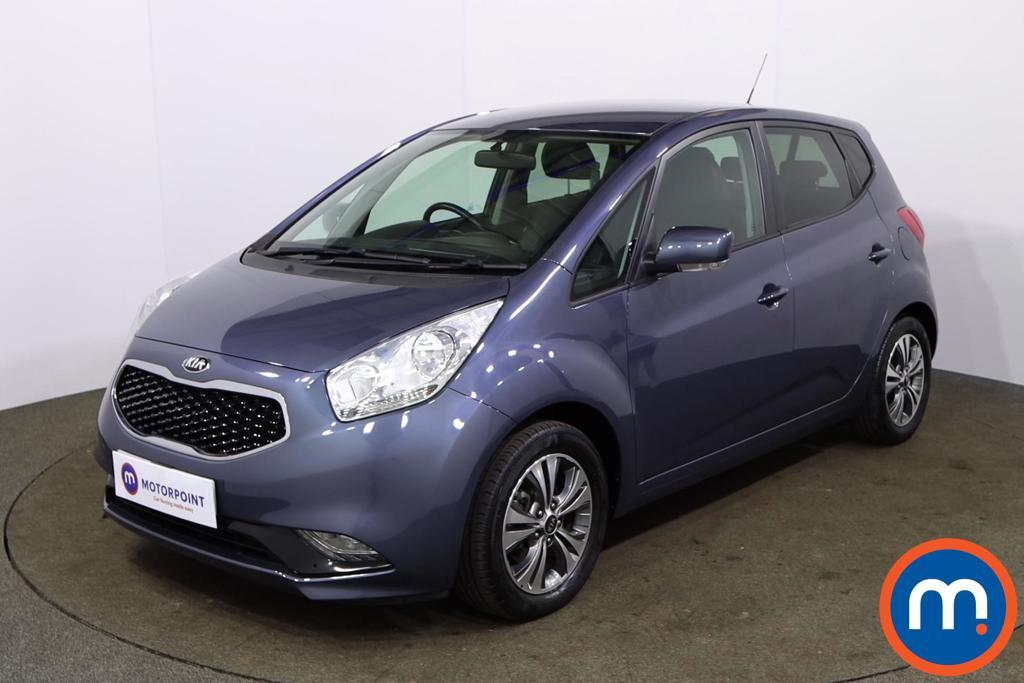KIA Venga 1.6 3 5dr Auto [6] - Stock Number 1168209 Passenger side front corner
