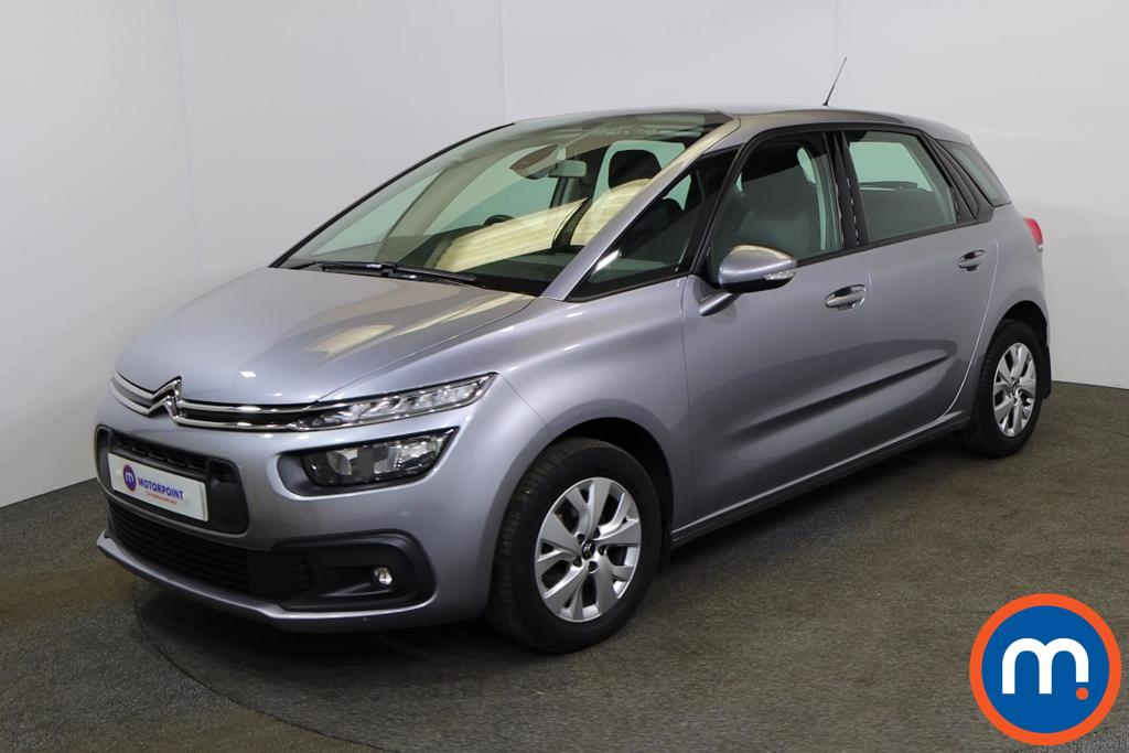 Citroen C4 Picasso 1.6 BlueHDi Touch Edition 5dr - Stock Number 1169459 Passenger side front corner