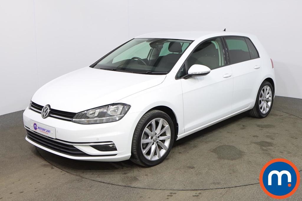 Volkswagen Golf 1.6 TDI GT 5dr - Stock Number 1169771 Passenger side front corner