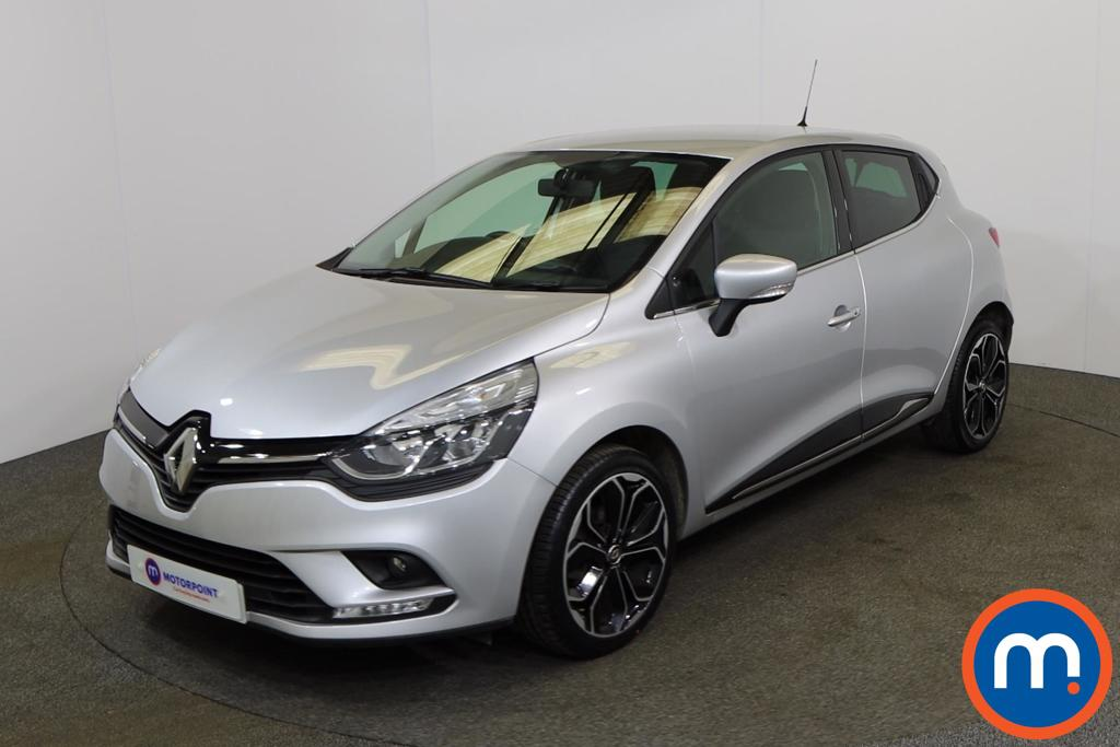 Renault Clio 0.9 TCE 90 Iconic 5dr - Stock Number 1167782 Passenger side front corner