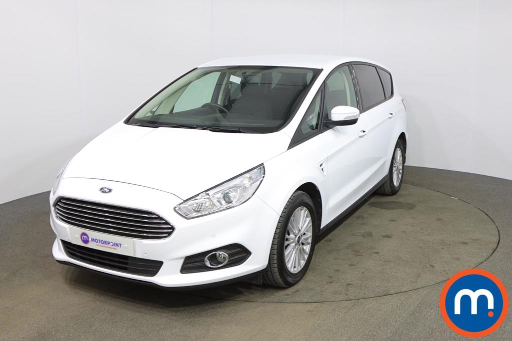 Ford S-Max 2.0 EcoBlue 150 Zetec 5dr Auto [8 Speed] - Stock Number 1168111 Passenger side front corner