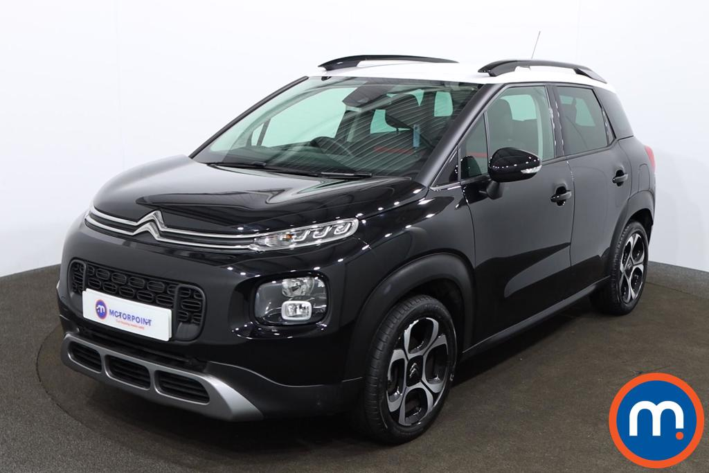 Citroen C3 Aircross 1.2 PureTech 110 Flair 5dr [6 speed] - Stock Number 1168319 Passenger side front corner