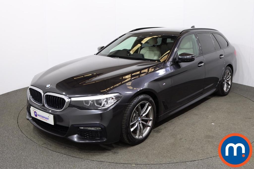 BMW 5 Series 520d M Sport 5dr Auto - Stock Number 1169088 Passenger side front corner