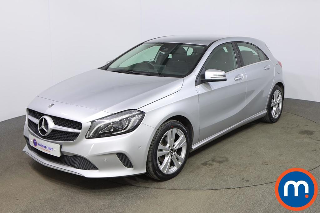 Mercedes-Benz A Class A180d Sport Premium 5dr Auto - Stock Number 1169401 Passenger side front corner