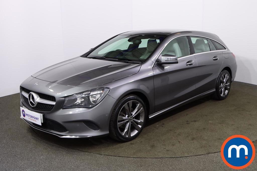 Mercedes-Benz CLA CLA 180 Sport 5dr - Stock Number 1169601 Passenger side front corner