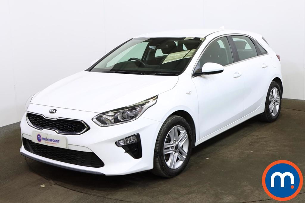 KIA Ceed 1.0T GDi ISG 2 5dr - Stock Number 1166333 Passenger side front corner