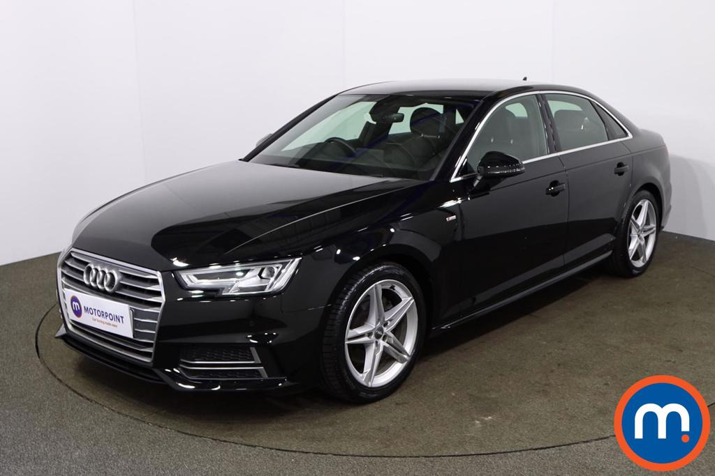 Audi A4 1.4T FSI S Line 4dr [Leather-Alc] - Stock Number 1168109 Passenger side front corner