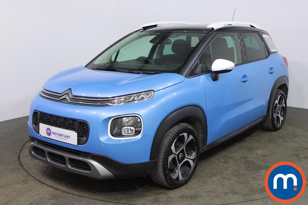 Citroen C3 Aircross 1.2 PureTech 110 Flair 5dr [6 speed] - Stock Number 1168269 Passenger side front corner