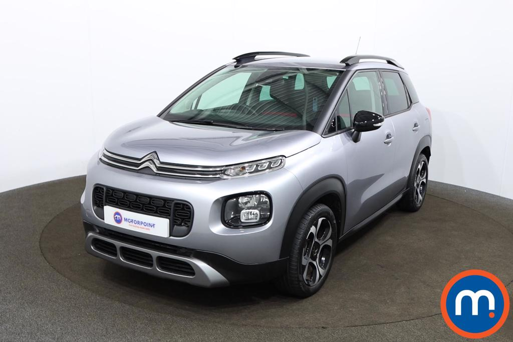 Citroen C3 Aircross 1.2 PureTech 110 Flair 5dr [6 speed] - Stock Number 1168295 Passenger side front corner