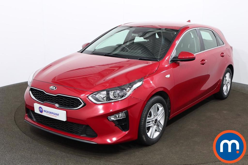 KIA Ceed 1.6 CRDi ISG 2 5dr - Stock Number 1168477 Passenger side front corner