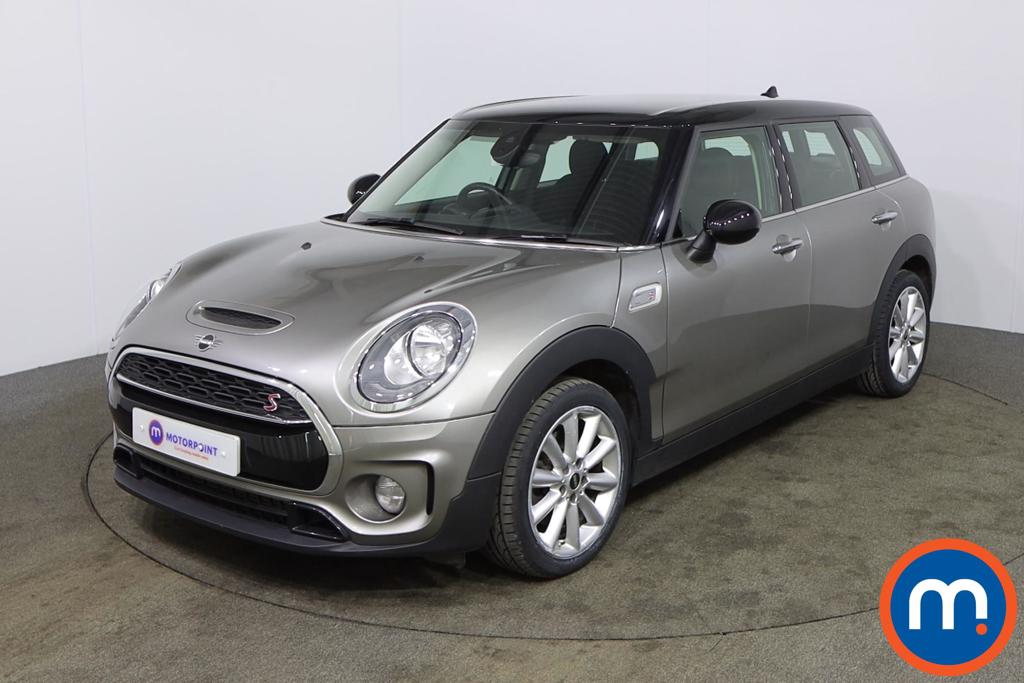 Mini Clubman 2.0 Cooper S Classic 6dr Auto - Stock Number 1169677 Passenger side front corner