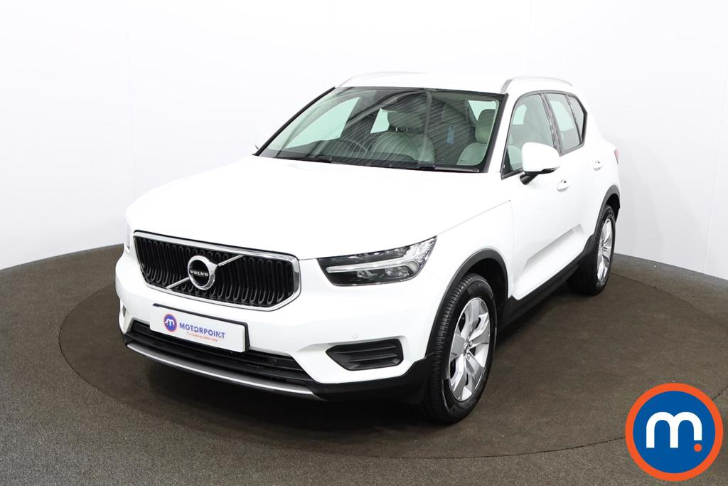 Volvo Xc40 2.0 T4 Momentum 5dr Geartronic - Stock Number 1170083 Passenger side front corner