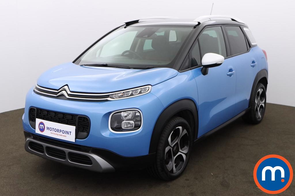 Citroen C3 Aircross 1.2 PureTech 110 Flair 5dr [6 speed] - Stock Number 1168267 Passenger side front corner