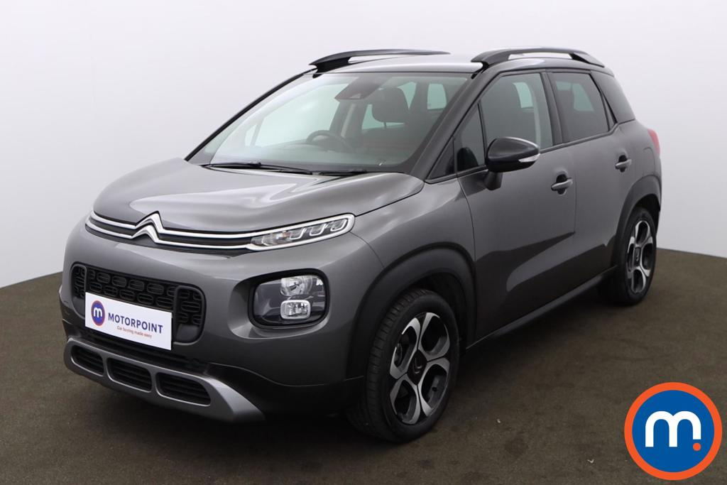 Citroen C3 Aircross 1.2 PureTech 110 Flair 5dr [6 speed] - Stock Number 1168281 Passenger side front corner
