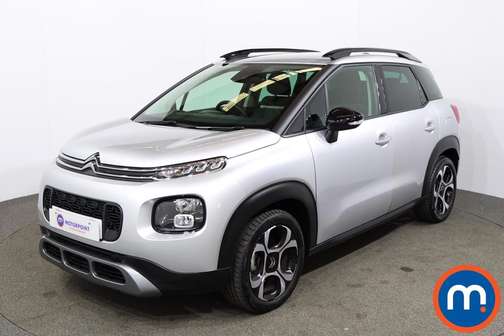 Citroen C3 Aircross 1.2 PureTech 110 Flair 5dr [6 speed] - Stock Number 1168290 Passenger side front corner