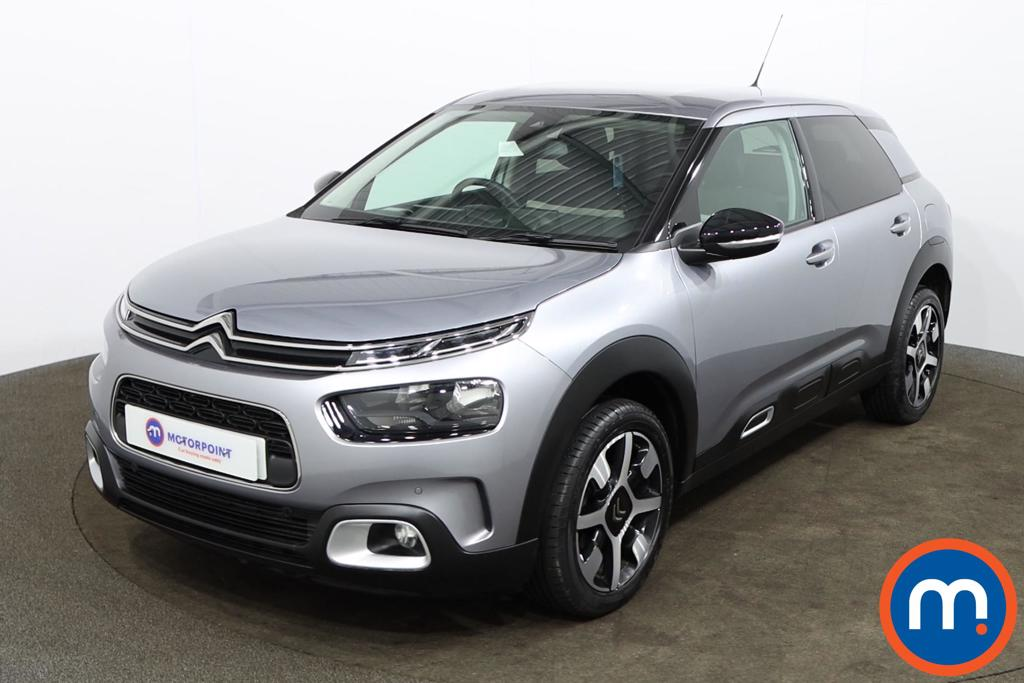 Citroen C4 Cactus 1.2 PureTech Flair 5dr [6 Speed] - Stock Number 1172307 Passenger side front corner