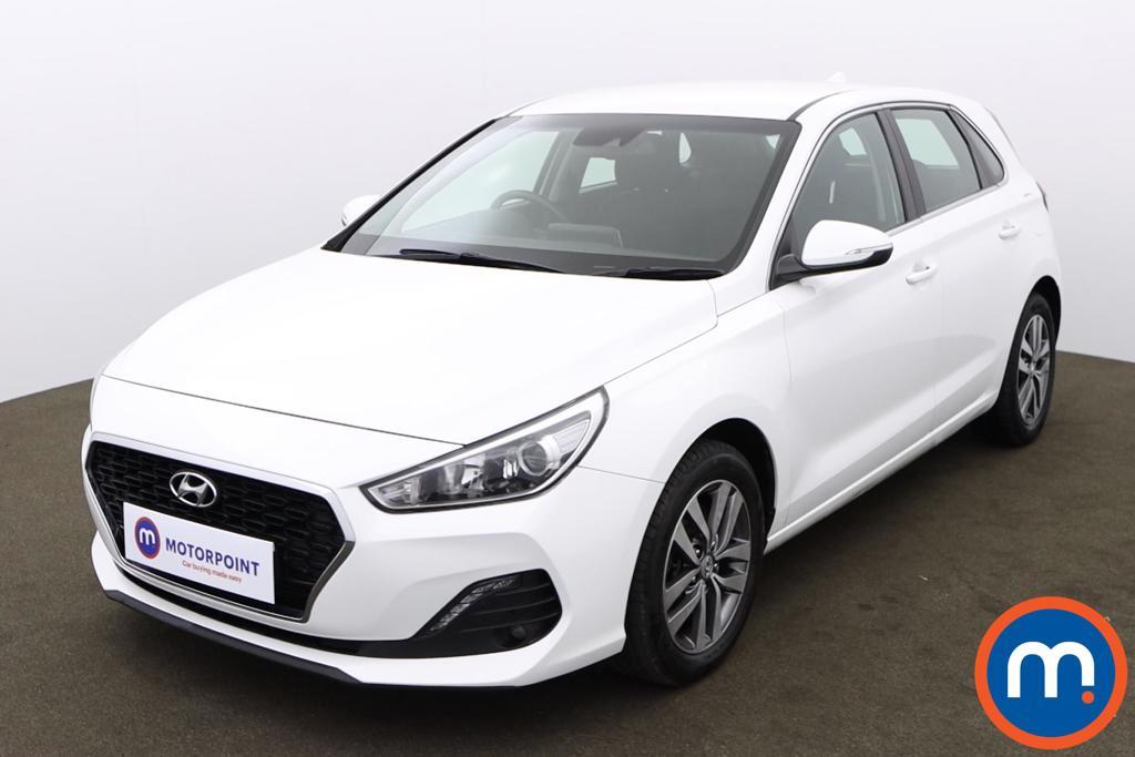 Hyundai I30 1.0T GDI SE Nav 5dr - Stock Number 1167031 Passenger side front corner