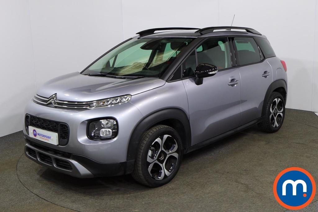 Citroen C3 Aircross 1.2 PureTech 110 Flair 5dr [6 speed] - Stock Number 1168255 Passenger side front corner