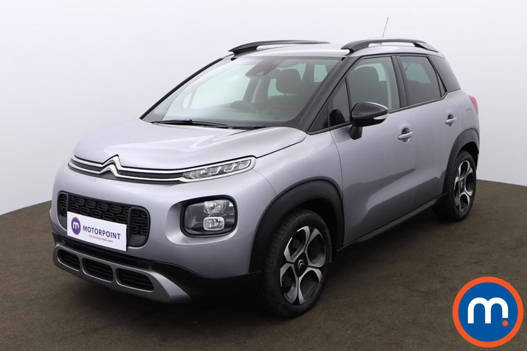 Citroen C3 Aircross 1.2 PureTech 110 Flair 5dr [6 speed] - Stock Number 1168257 Passenger side front corner