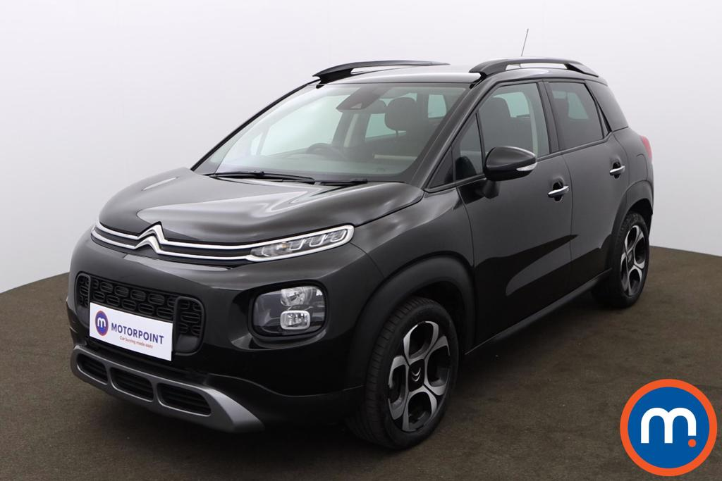 Citroen C3 Aircross 1.2 PureTech 110 Flair 5dr [6 speed] - Stock Number 1168263 Passenger side front corner