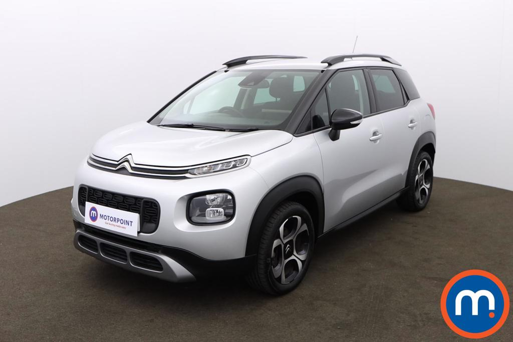 Citroen C3 Aircross 1.2 PureTech 110 Flair 5dr [6 speed] - Stock Number 1168285 Passenger side front corner