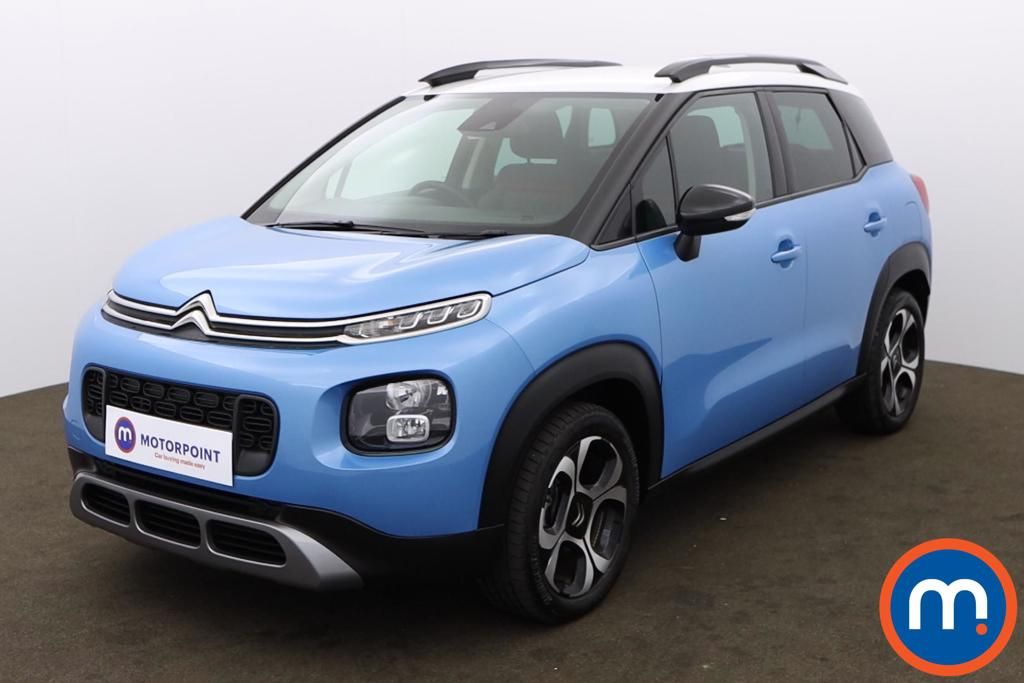 Citroen C3 Aircross 1.2 PureTech 110 Flair 5dr [6 speed] - Stock Number 1168298 Passenger side front corner