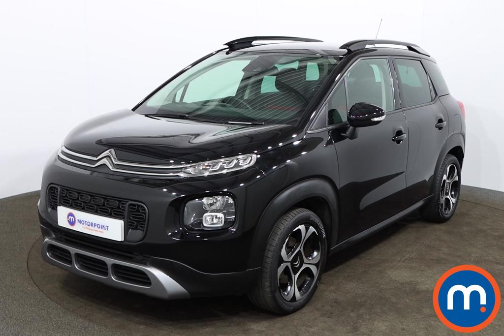 Citroen C3 Aircross 1.2 PureTech 110 Flair 5dr [6 speed] - Stock Number 1168317 Passenger side front corner