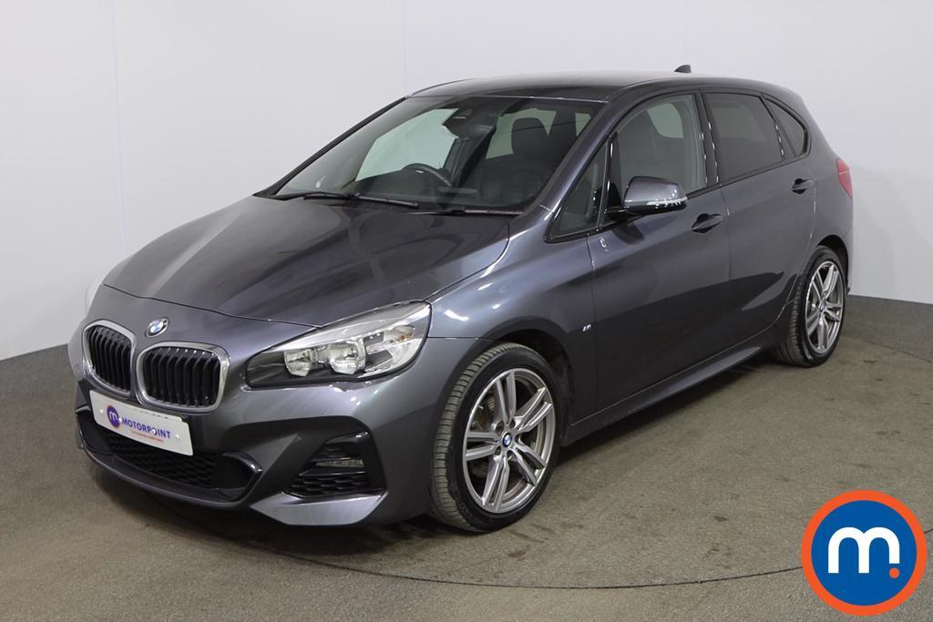 BMW 2 Series 218i M Sport 5dr Step Auto - Stock Number 1168454 Passenger side front corner