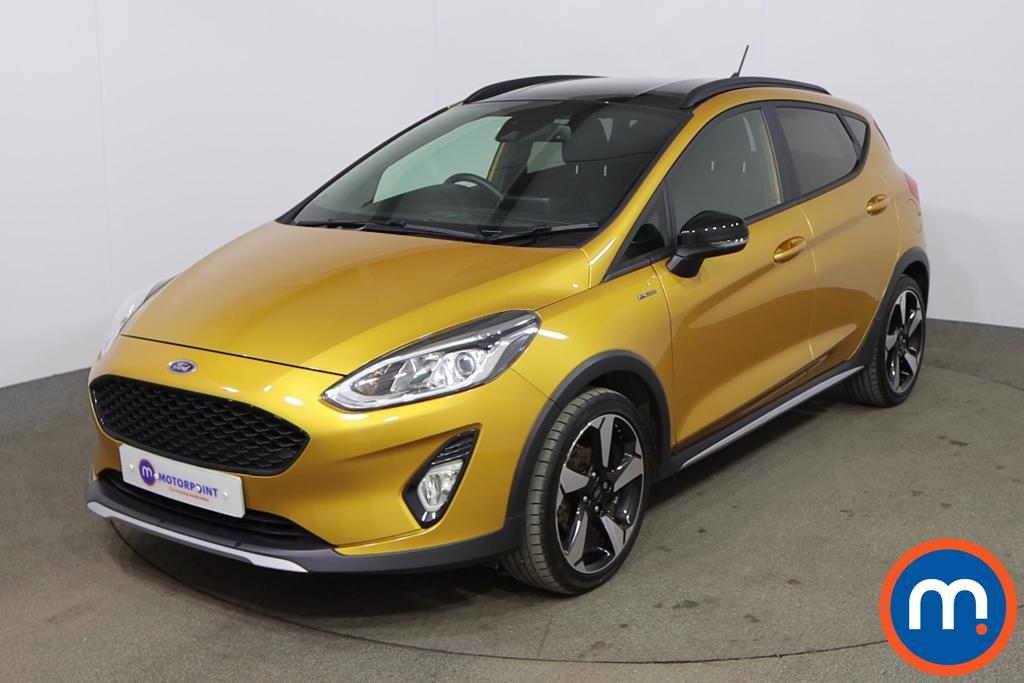 Ford Fiesta 1.0 EcoBoost 125 Active B-PlusO Play Navigation 5dr - Stock Number 1169233 Passenger side front corner