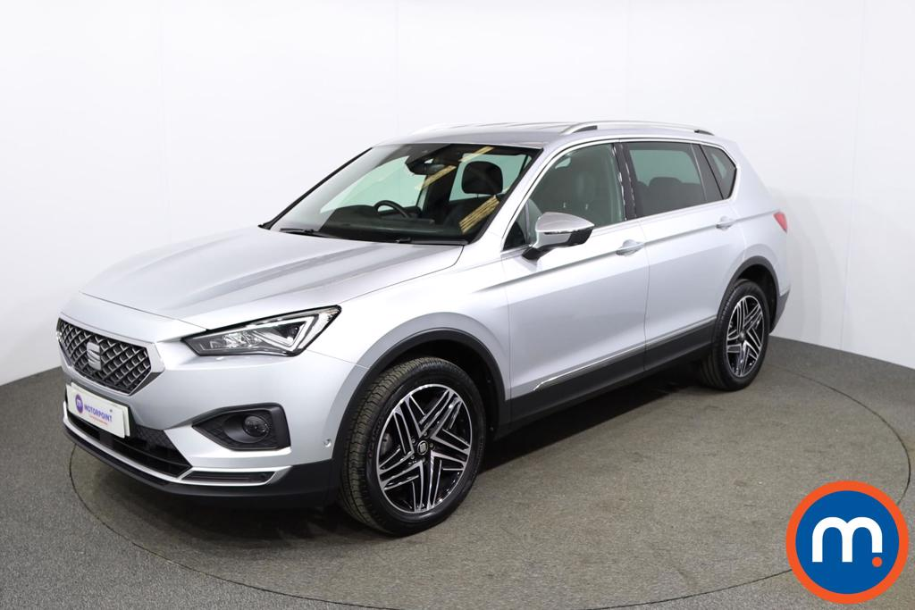 Seat Tarraco 2.0 TSI Xcellence 5dr DSG 4Drive - Stock Number 1169534 Passenger side front corner