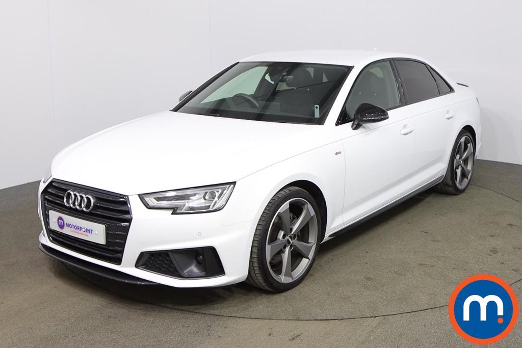 Audi A4 35 TFSI Black Edition 4dr - Stock Number 1169838 Passenger side front corner