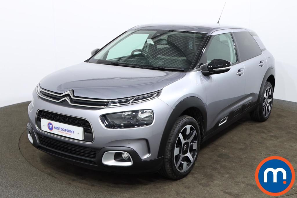 Citroen C4 Cactus 1.2 PureTech 130 Flair EAT6 5dr - Stock Number 1172282 Passenger side front corner