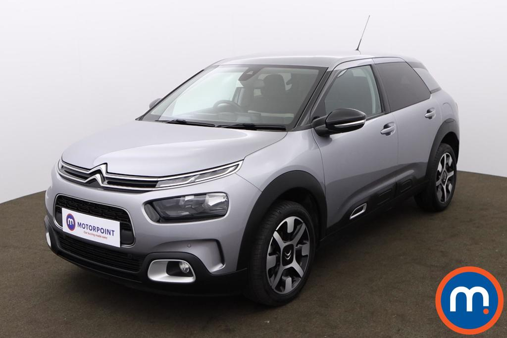 Citroen C4 Cactus 1.2 PureTech Flair 5dr [6 Speed] - Stock Number 1172295 Passenger side front corner