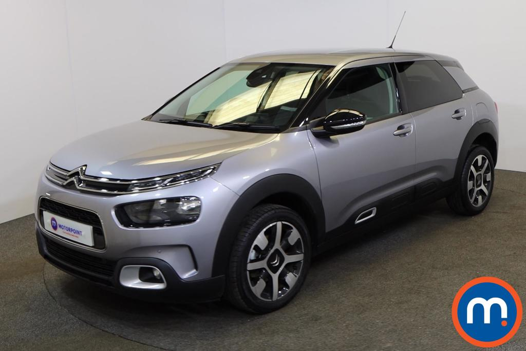 Citroen C4 Cactus 1.2 PureTech 130 Flair EAT6 5dr - Stock Number 1167442 Passenger side front corner