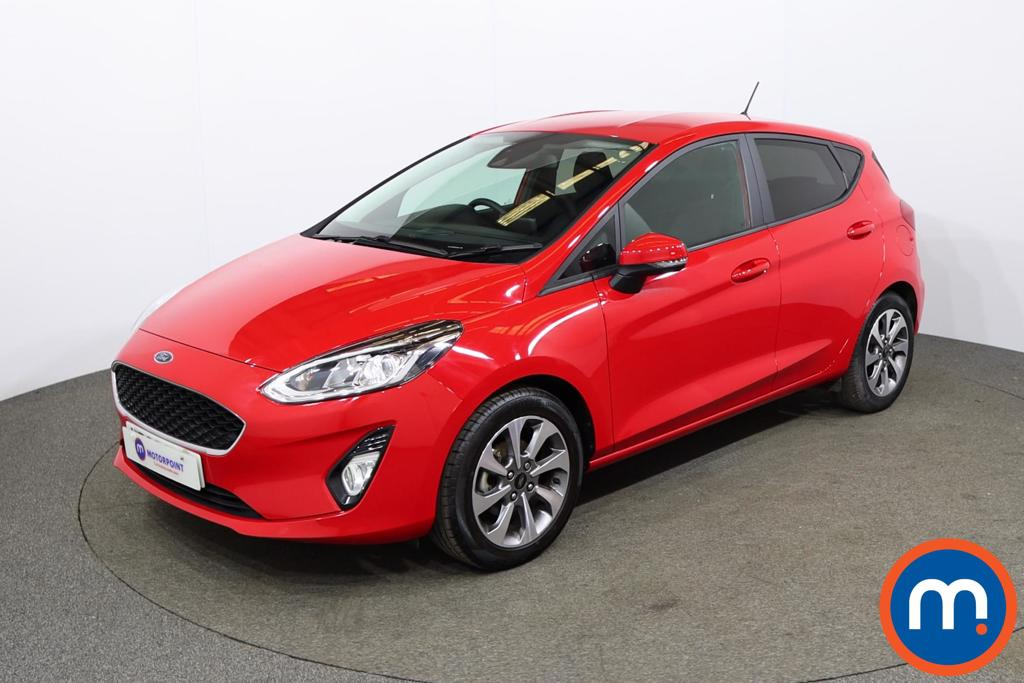 Ford Fiesta 1.1 Trend Navigation 5dr - Stock Number 1167669 Passenger side front corner