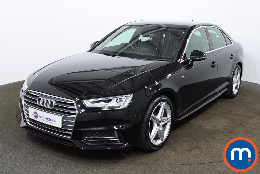 Audi A4 1.4T FSI S Line 4dr [Leather-Alc] - Stock Number 1168110 Passenger side front corner