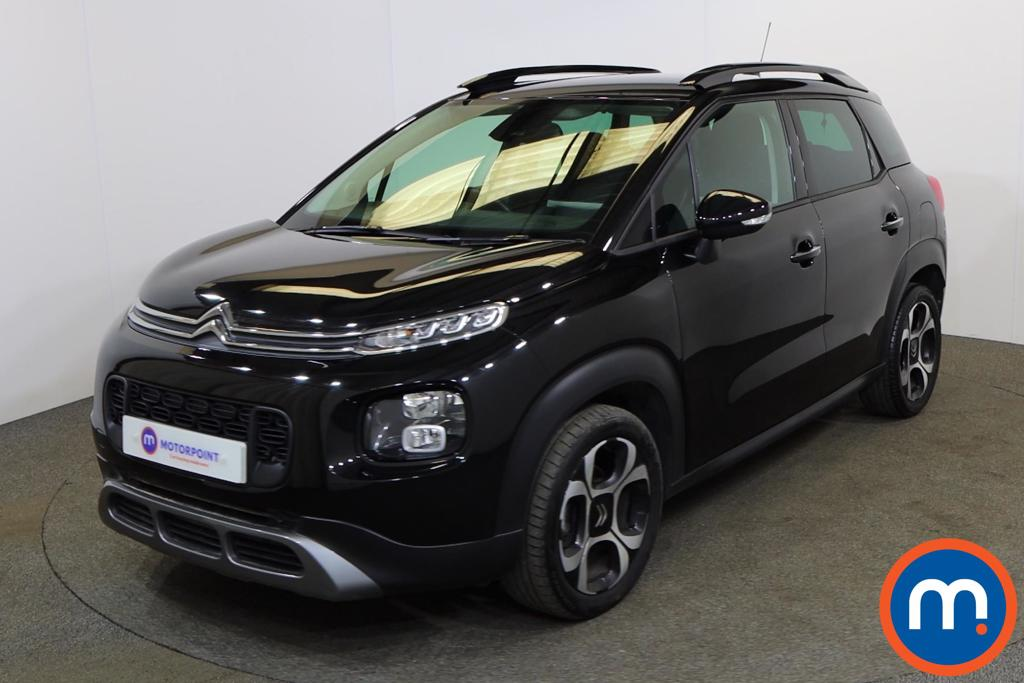 Citroen C3 Aircross 1.2 PureTech 110 Flair 5dr [6 speed] - Stock Number 1168303 Passenger side front corner