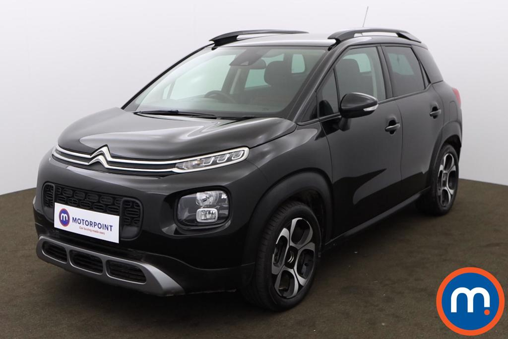 Citroen C3 Aircross 1.2 PureTech 110 Flair 5dr [6 speed] - Stock Number 1168320 Passenger side front corner