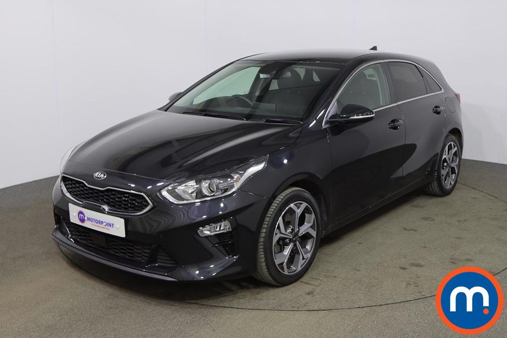 KIA Ceed 1.4T GDi ISG 3 5dr - Stock Number 1169403 Passenger side front corner