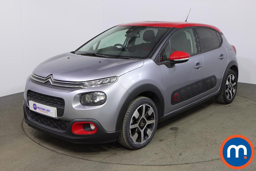 Citroen C3 1.2 PureTech 82 Flair Nav Edition 5dr - Stock Number 1169419 Passenger side front corner