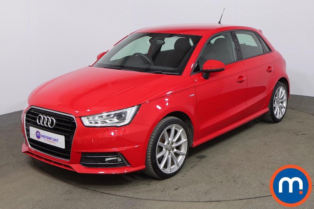 Audi A1 1.4 TFSI S Line 5dr - Stock Number 1169943 Passenger side front corner