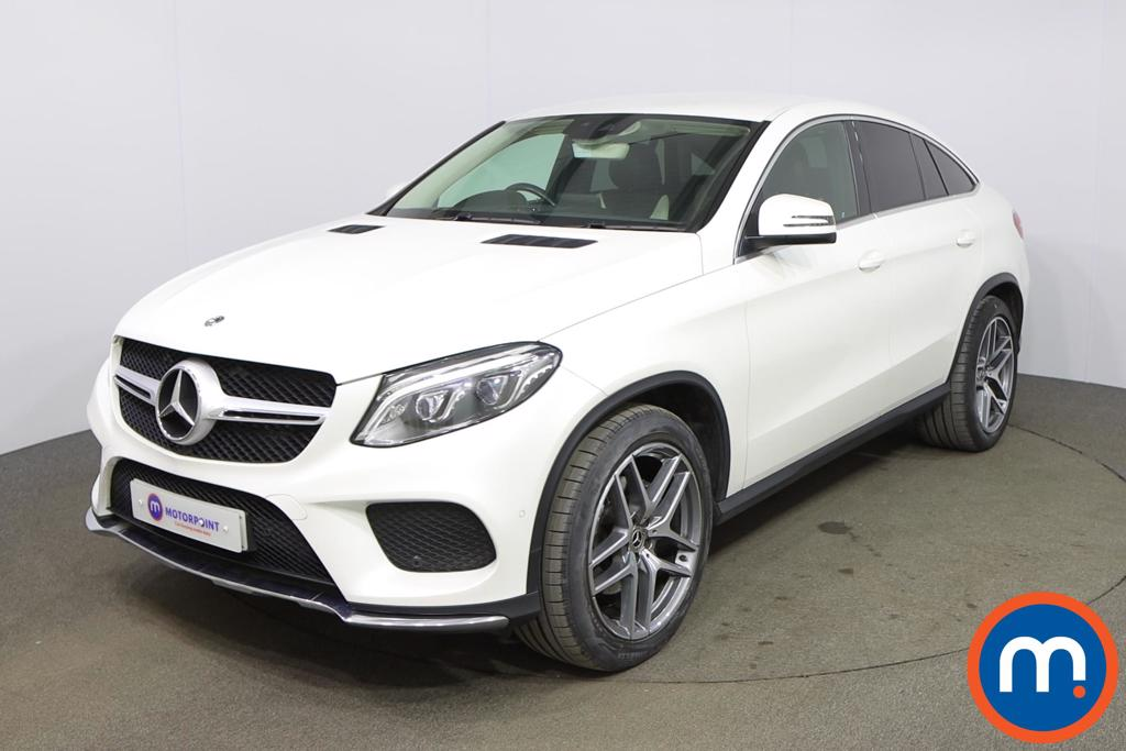 Mercedes-Benz Gle Coupe GLE 350d 4Matic AMG Line 5dr 9G-Tronic - Stock Number 1170332 Passenger side front corner